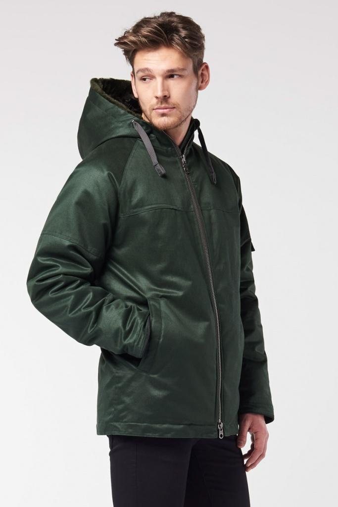 Men's Classic Hoodlamb - Deep Army Green