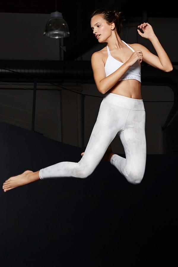 Fancy Legging - Italian Marble