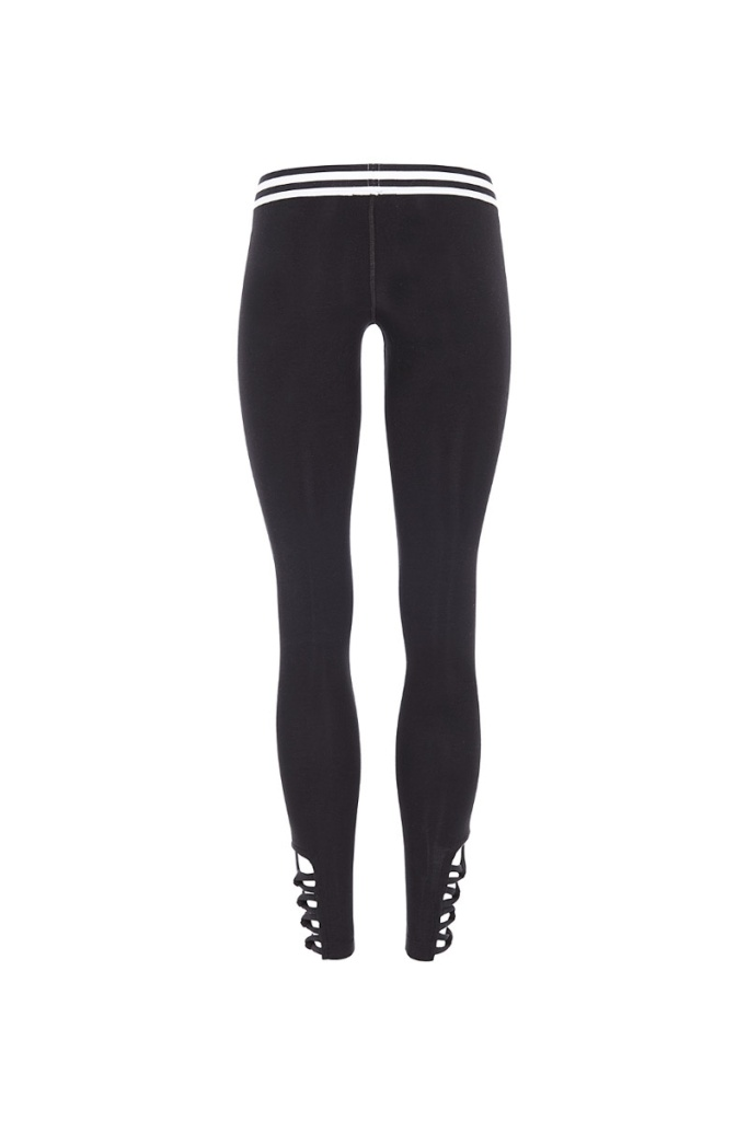 Sling Tights - Black