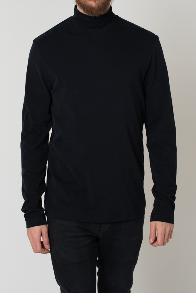 Turtle Neck Mio Masculine - Black - L