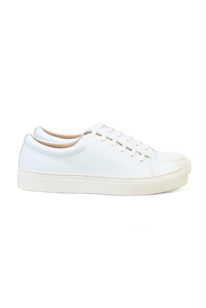 Low Sneaker - White