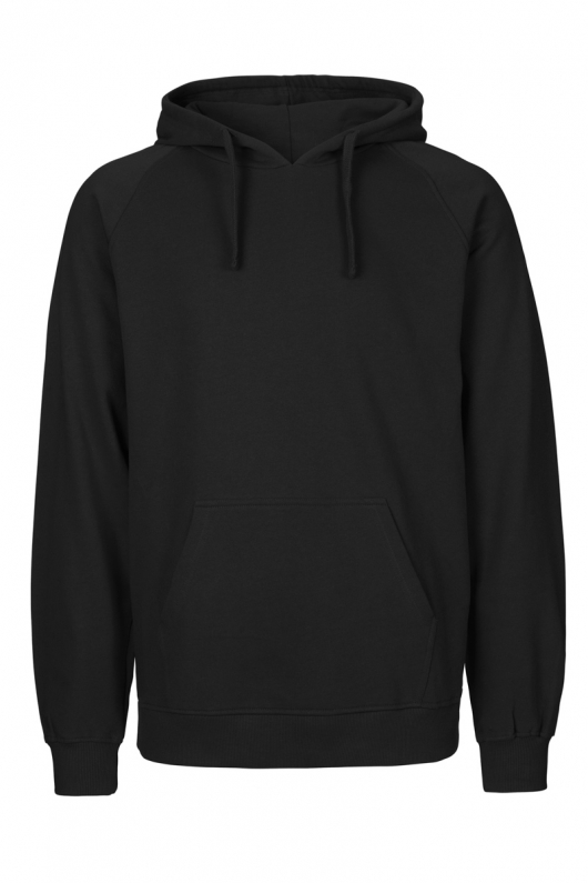 Masculine Hoodie - Black - XL