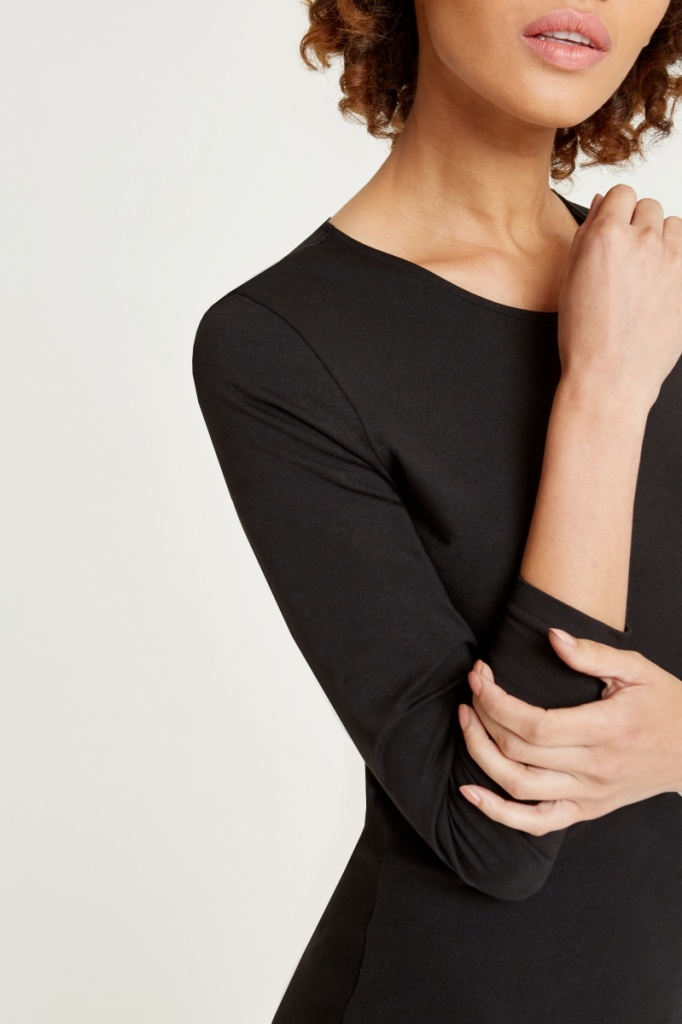 Jamie Dress - Black