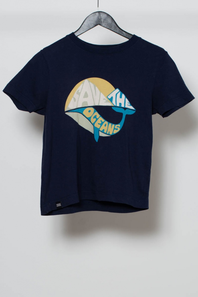Reused Save the Oceans T-shirt