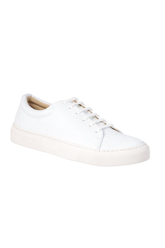Low Sneaker - White - 37