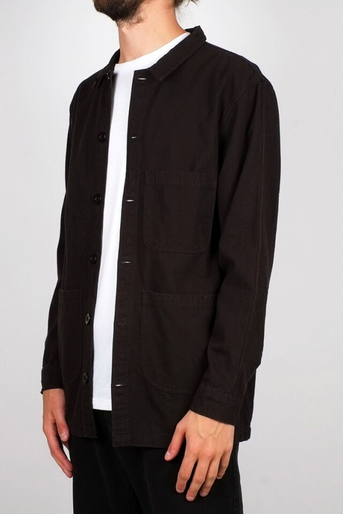 Worker Jacket Sala - Black