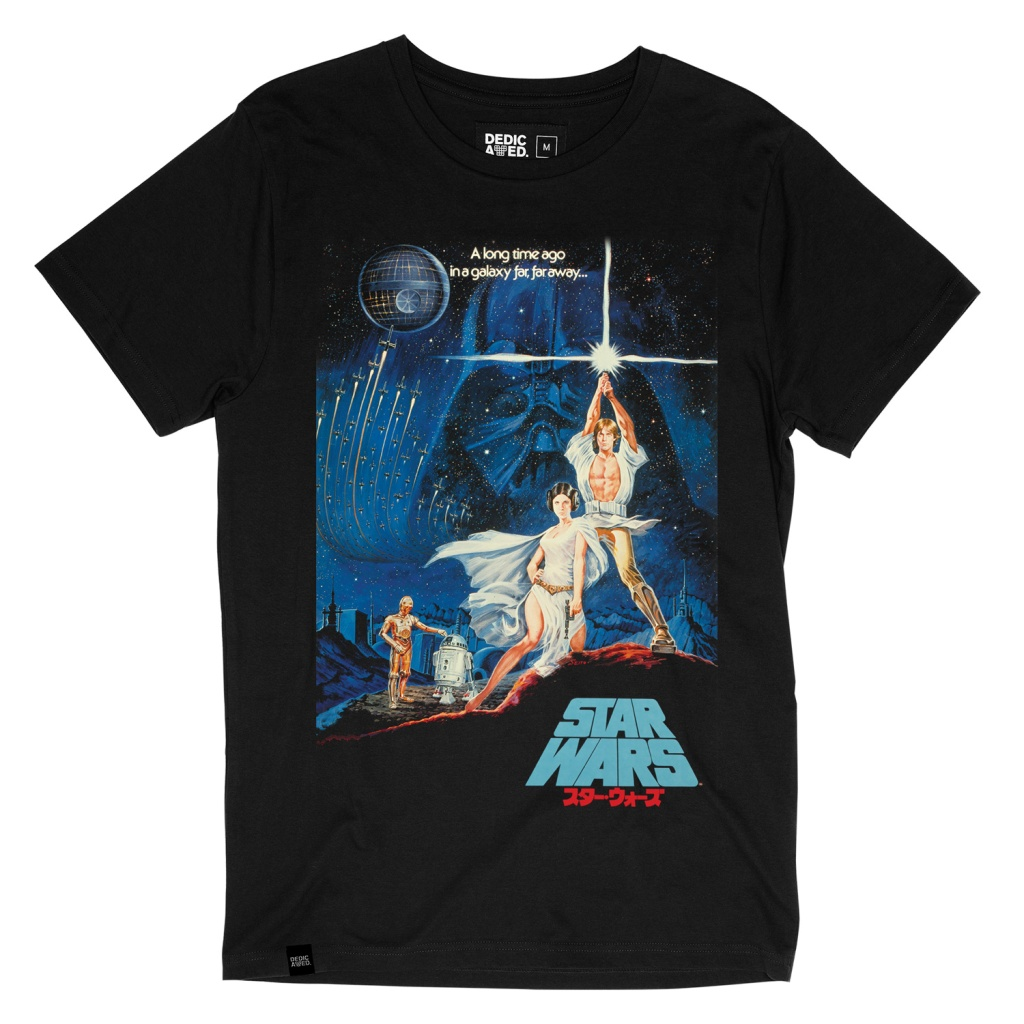 Star Wars Nippon - Black