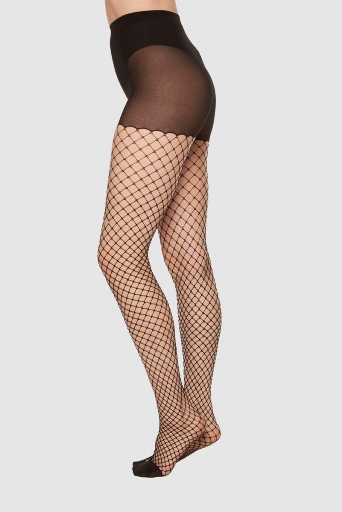 Rut Big Net - Black