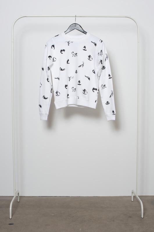 Second Chance Sweatshirt Katter - XS