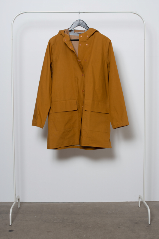 Second Chance Parkas - Mustard - M