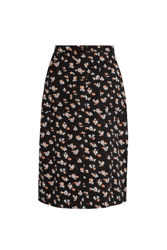 Thandie Floral Skirt