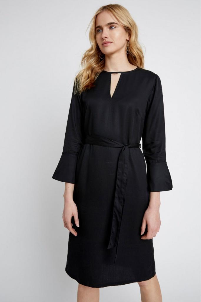 Angela Dress - Black - 08 (XS)