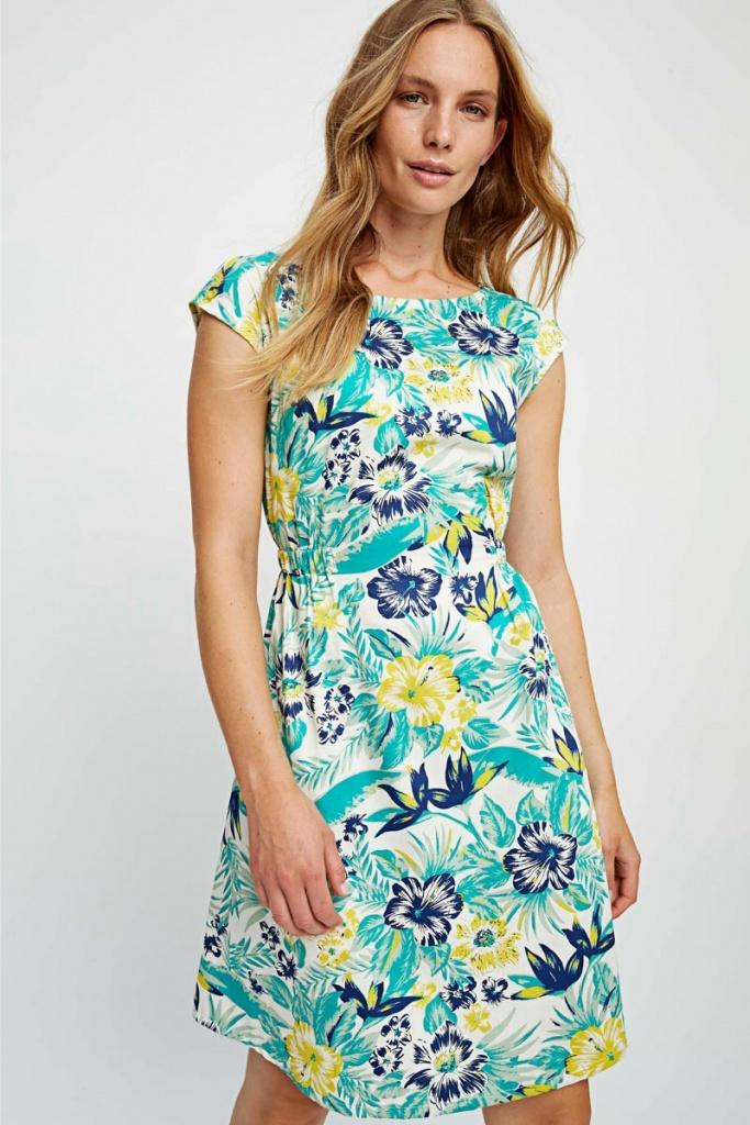 Helene Tropical Dress - 16 (XL)