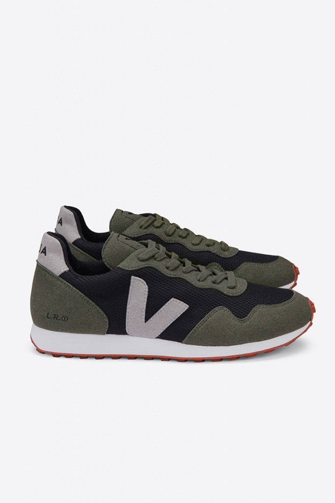 SDU Rec B-Mesh - Black Oxford Grey Olive