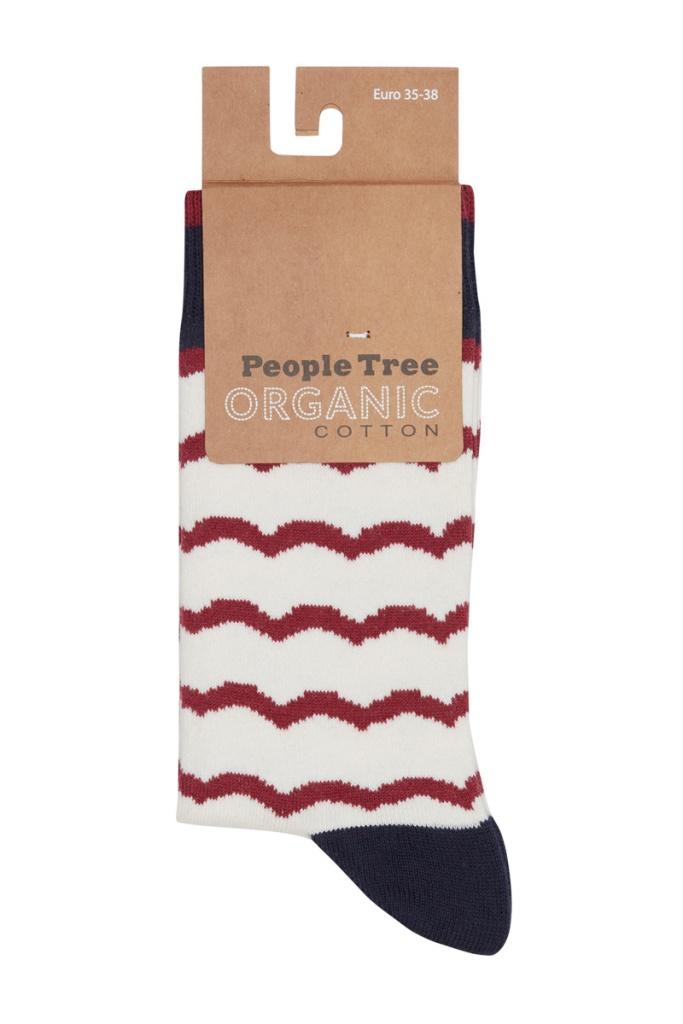 Scalloped Socks - 39-42