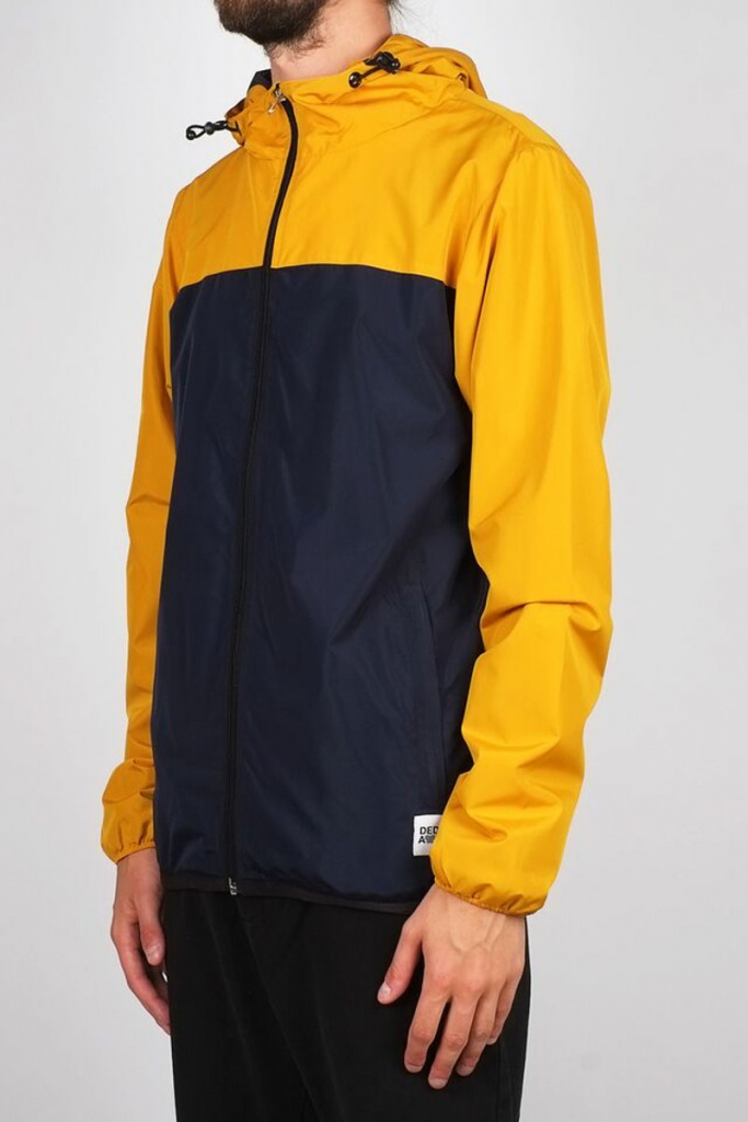 Windbreaker Skara Split - Mustard
