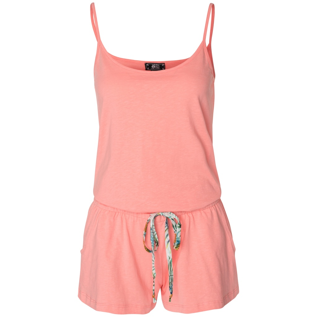 Poppy Women Suit - Peach