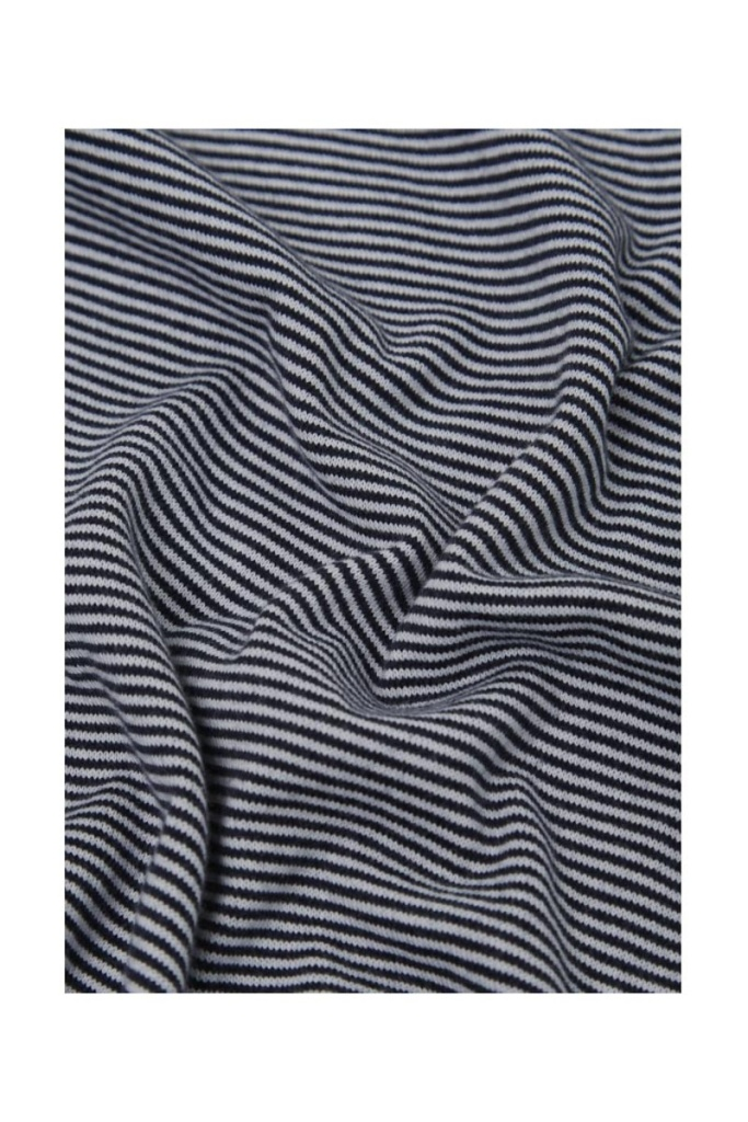 Yarndyed striped t-shirt