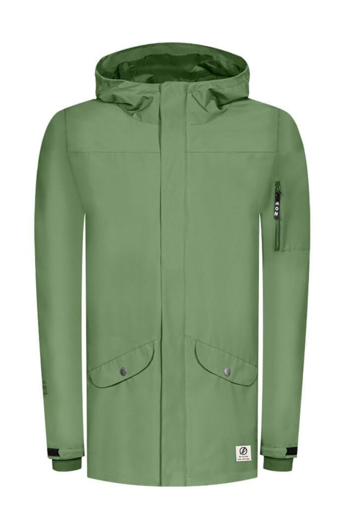 Active coat SYMPATEX - Green - L