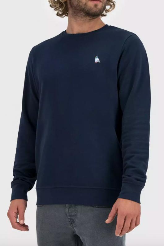 Sweatshirt - Jean - XS