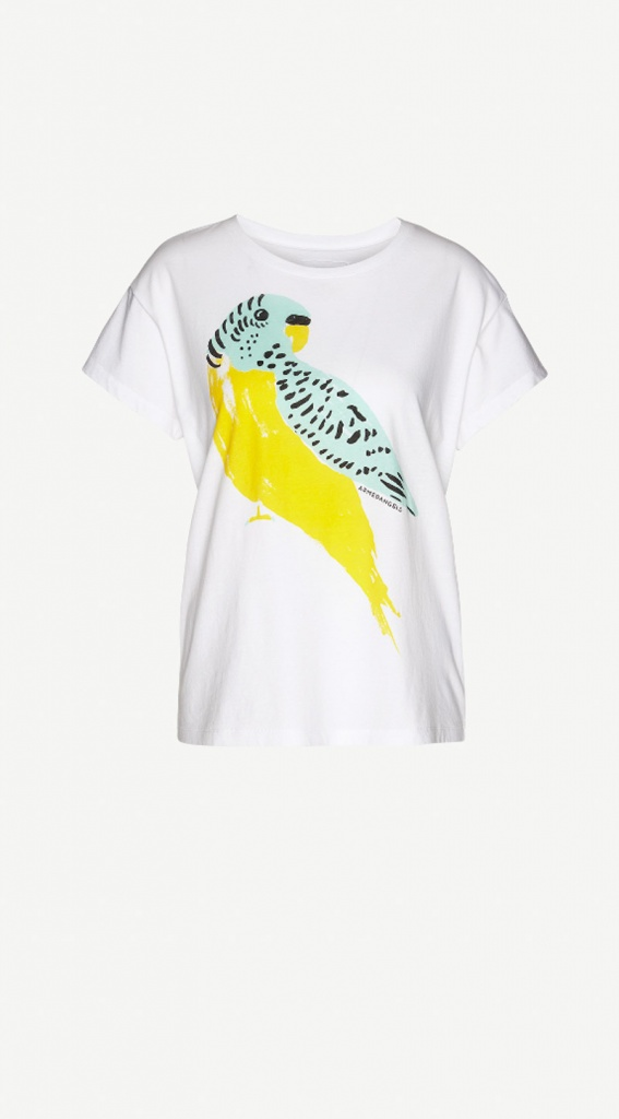 Nela Love Bird - White/Yellow