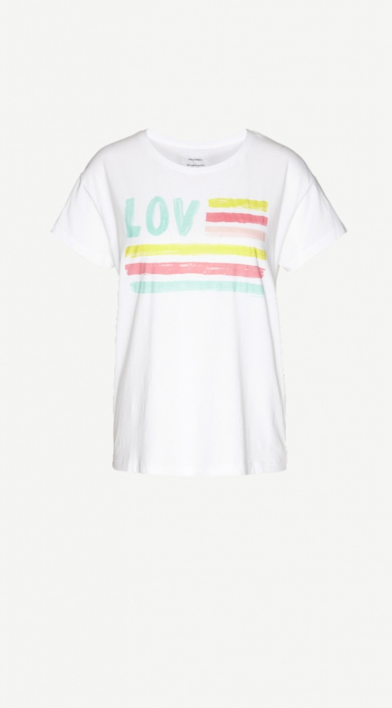 Nela Love & Stripes Color