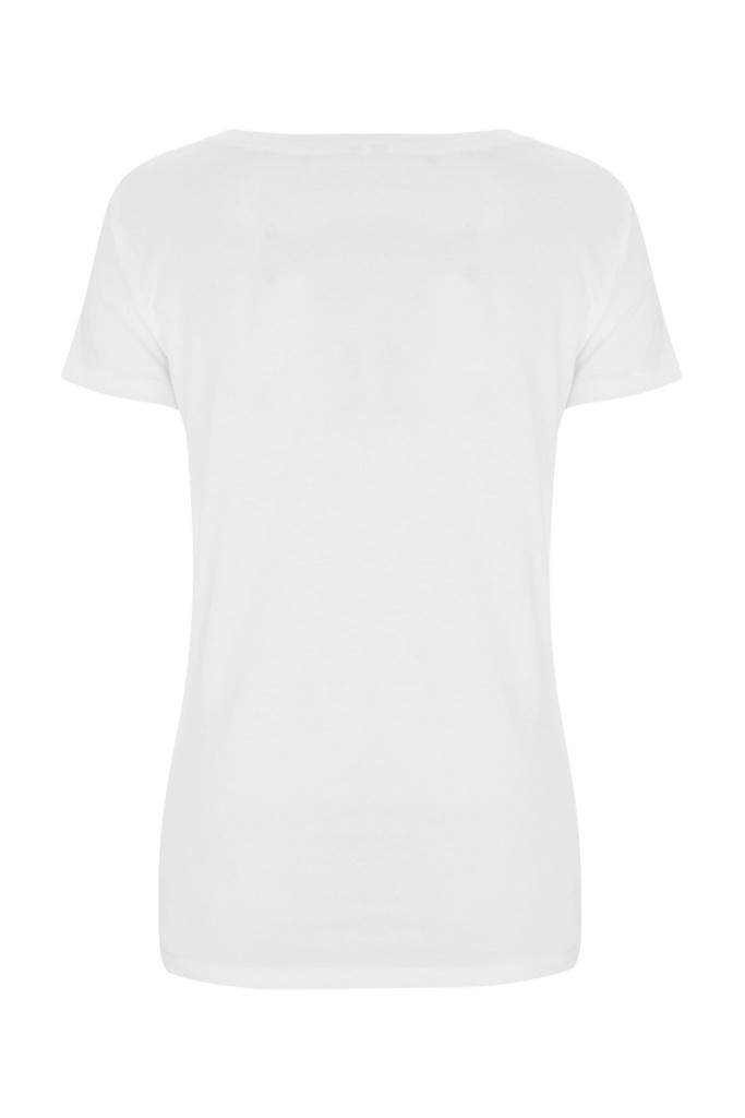 Basic Feminine T-shirt - White