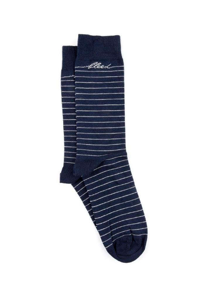 Bleed Socks - Navy - 41-46
