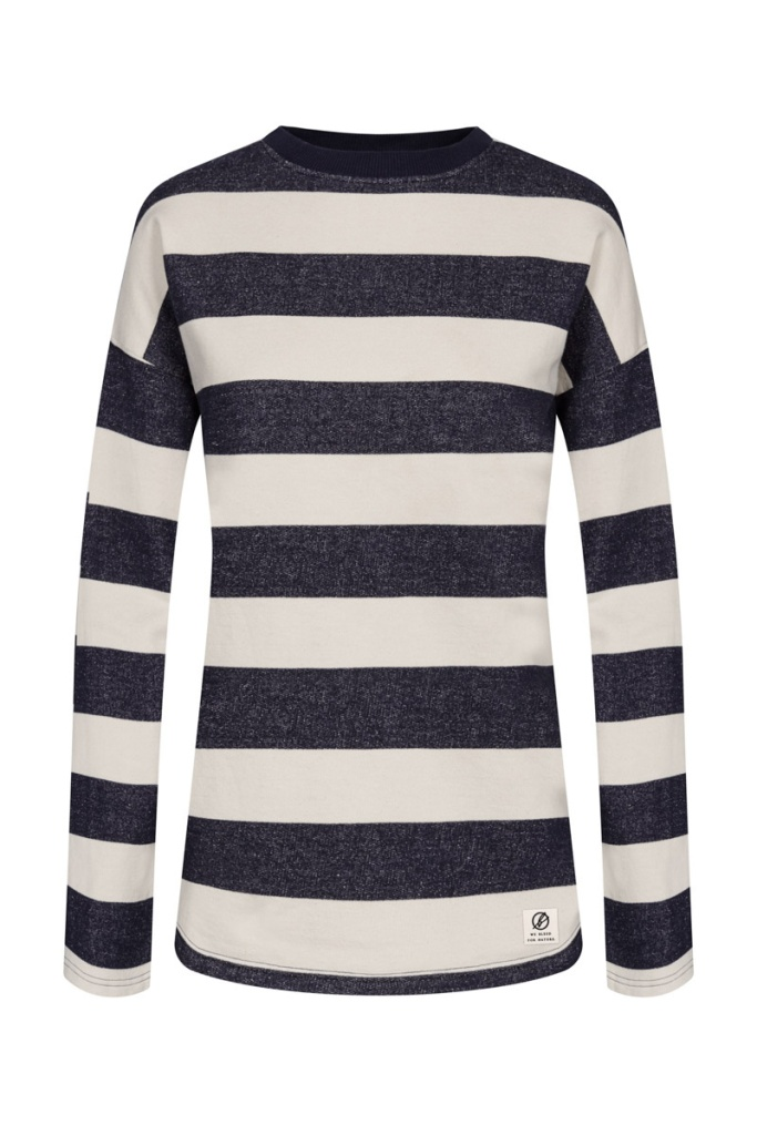 Captains Sweater - Navy