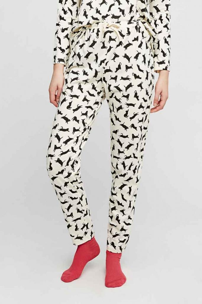 Cat Pyjama Trousers