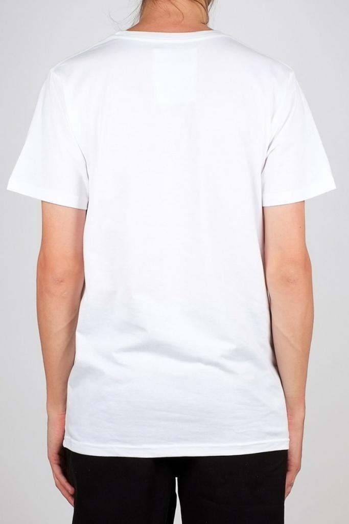 T-shirt Stockholm Astrid - White - L