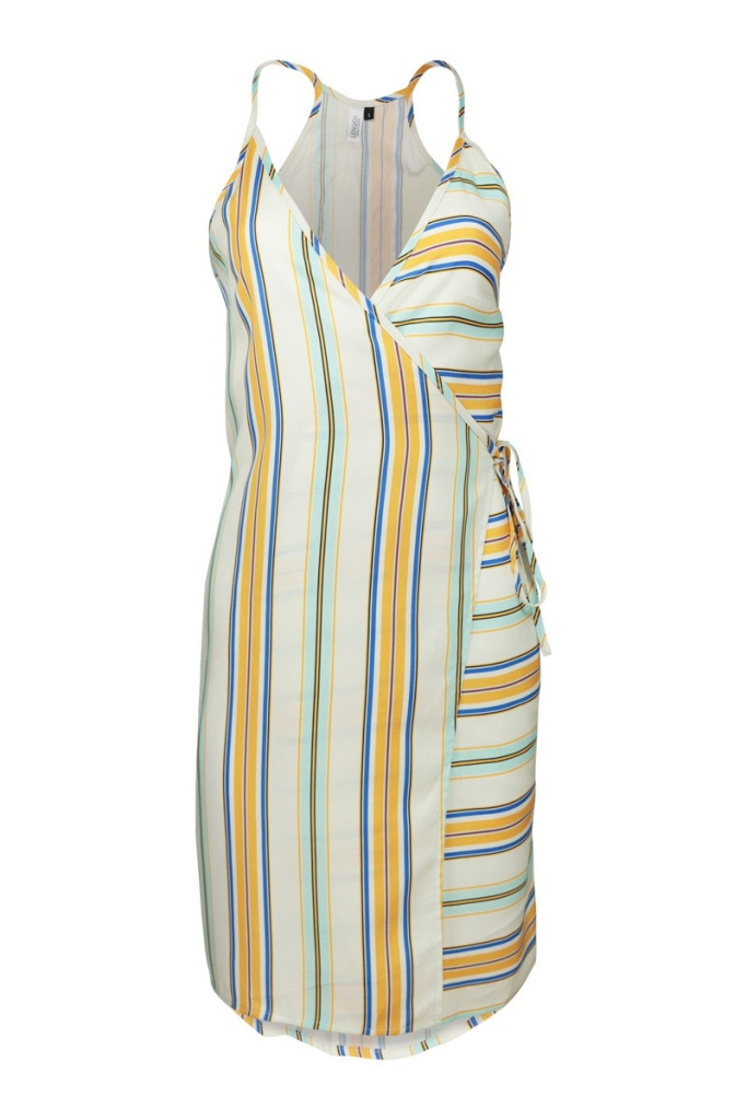 Dress Nazaré - Summer Stripe