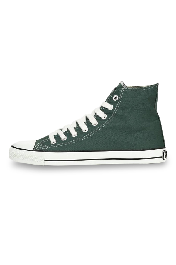 Fair Trainer Hi Cut - Reseda Green