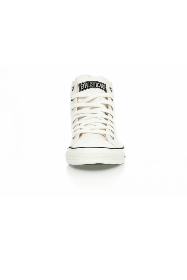 Fair Trainer Hi Cut - Just White