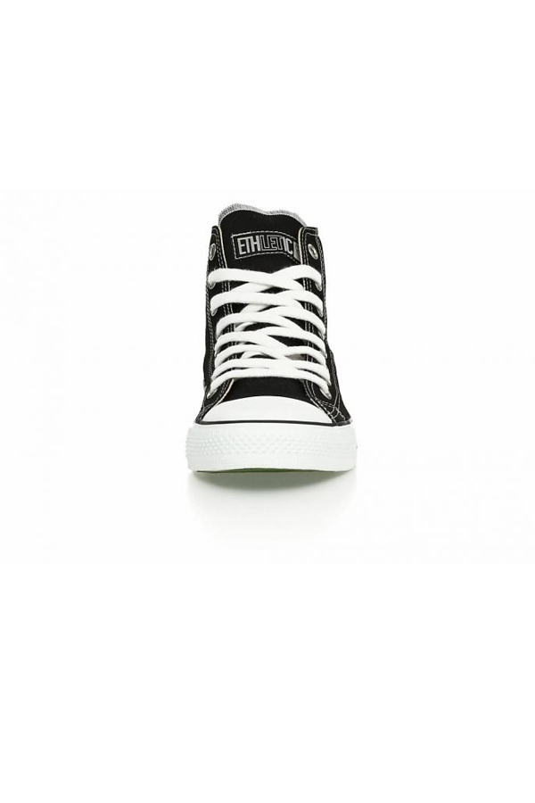 Fair Trainer Hi Cut - Jet Black