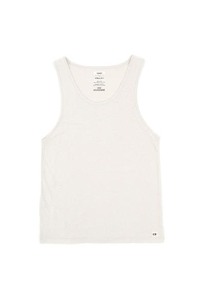 Hemp Tank - White