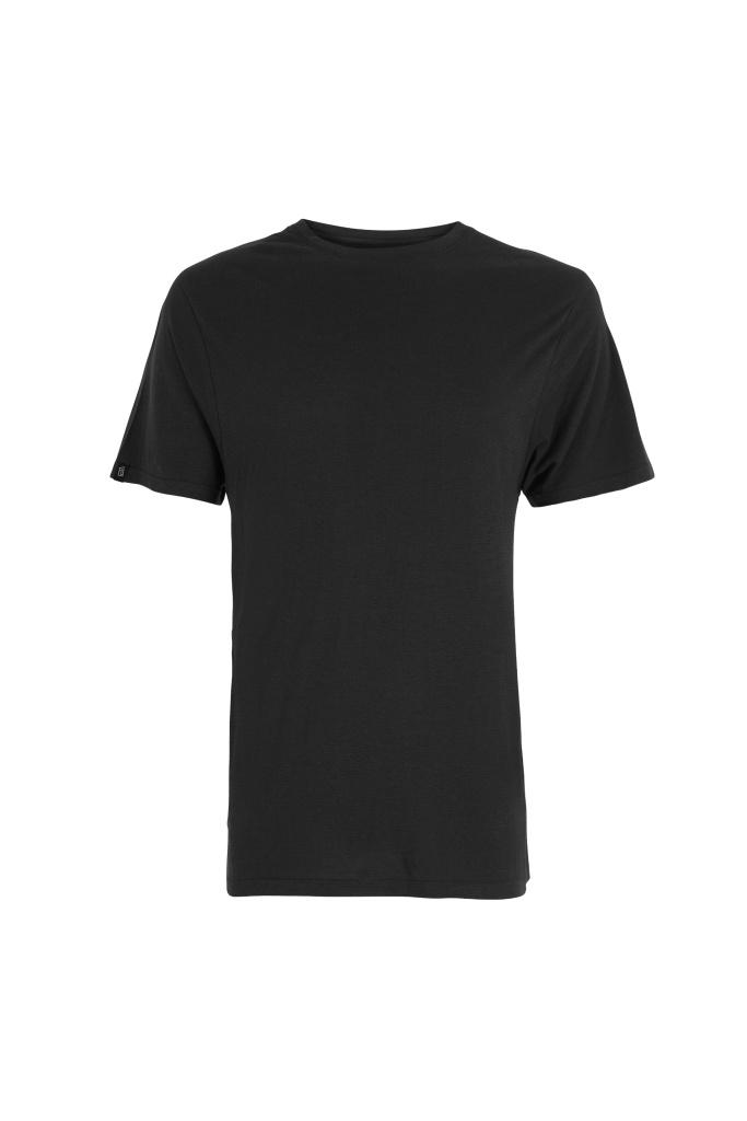 Classic Hemp T-Shirt - Black