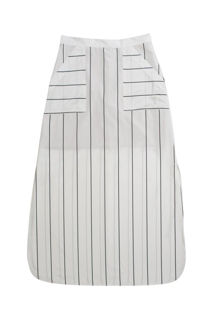 adb422b8d9d Halima Velvet Skirt - Black