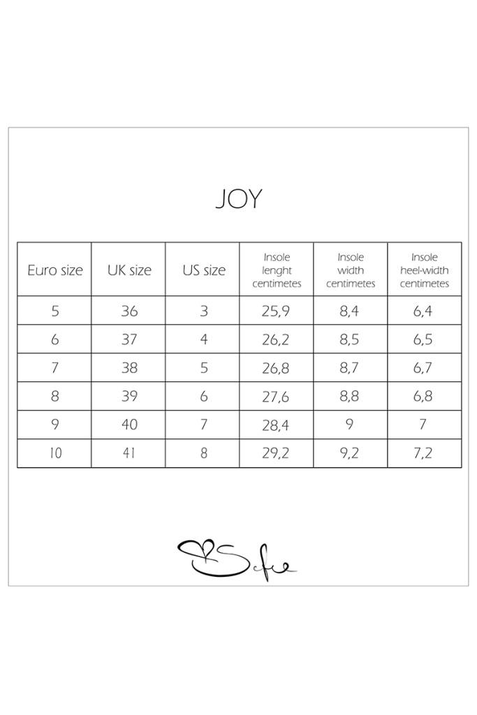 Joy - Black