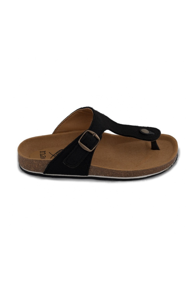 Kos Pet Sandals - Black
