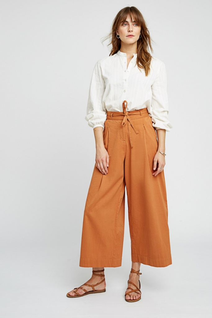 Margot Trouser - Hazel