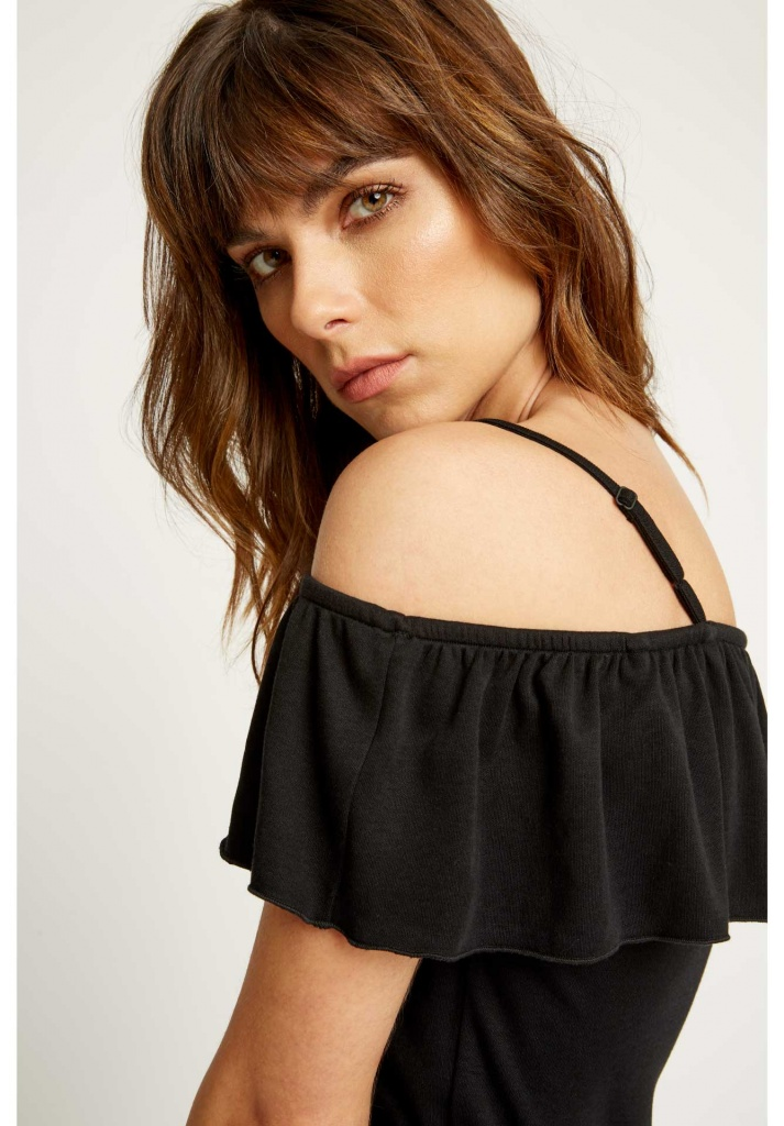 Michelle Top - Black