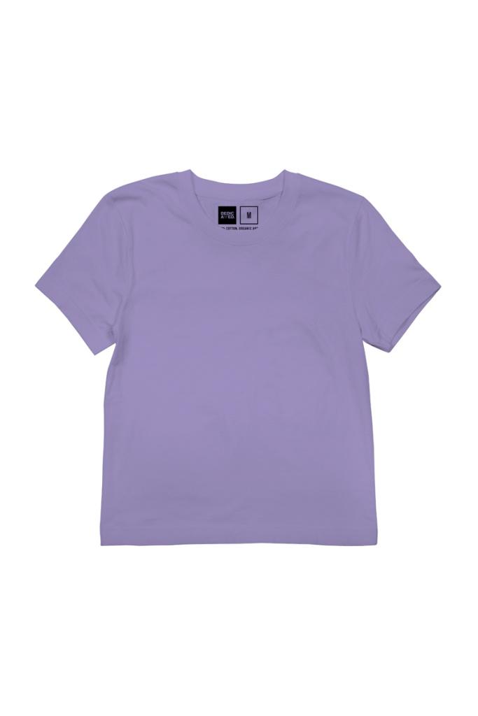 T-Shirt Mysen - Violet Tulip
