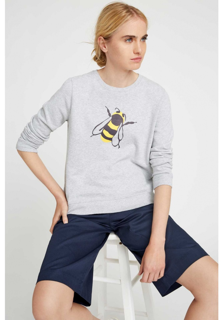 Bee Sweatshirt - Peter Jensen
