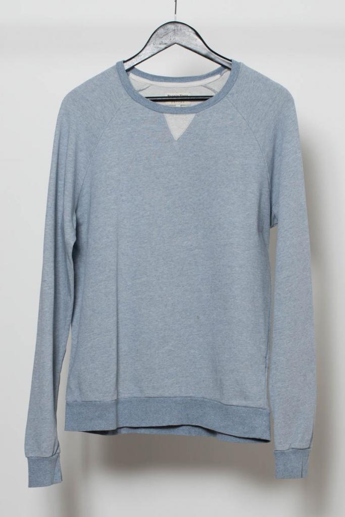 Reused Sweatshirt - Ljusblå - M