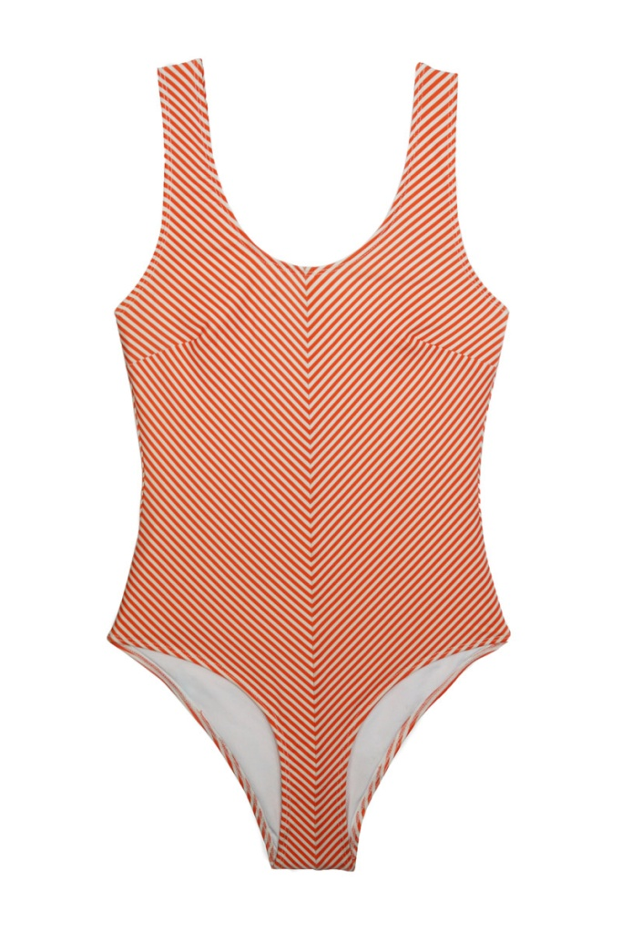 Stina Swimsuit - Orange
