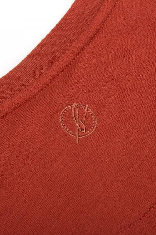 Super Active TENCEL™ Sweater Feminine - Red