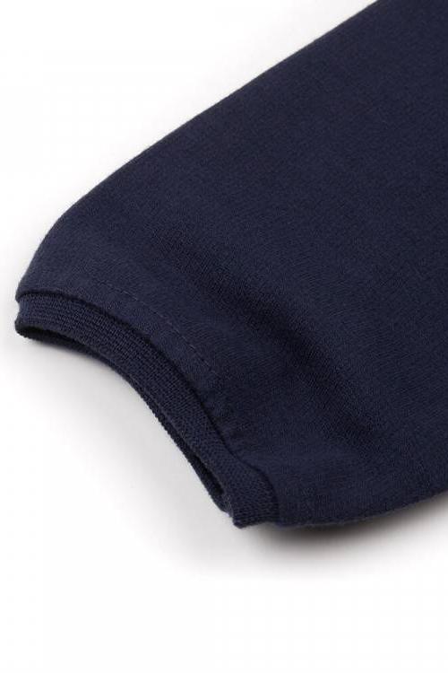 Super Active TENCEL™ Sweater - Navy
