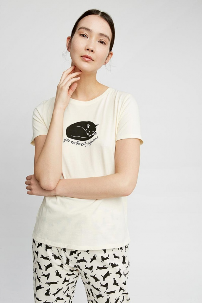 The Cats Pyjamas Tee