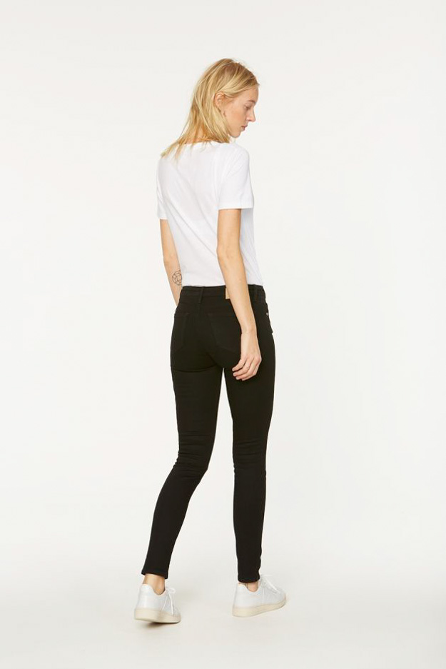 Tilly Slim Fit - Black